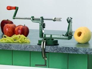 Asztali almahámozó gép
