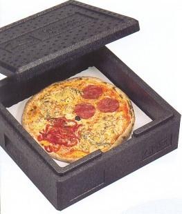 Hőtárolós doboz pizza részére