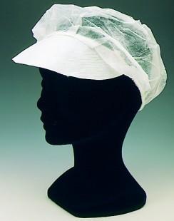 Női hajvédő sildes