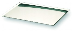 Oven sheet, stainless steel