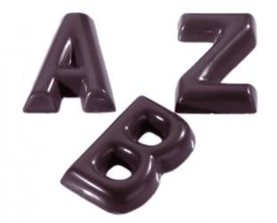 Csoki forma, bon-bon, betűk
