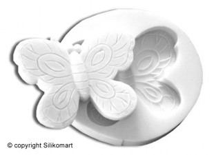 Sugarflex moulds, butterfly