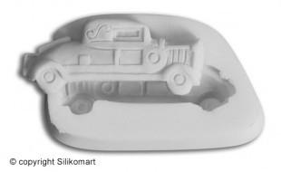 Sugarflex forma, autó