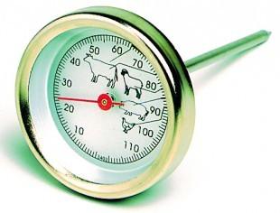 Fritőz hőmérő