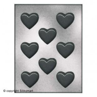 Csoki forma, PVC, nagy szív