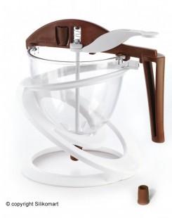 Adagoló tölcsér csokihoz, 1 literes