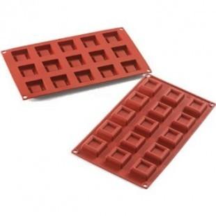 Mini desszert négyzet