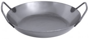 Paella serpenyő