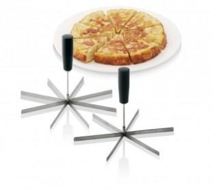 Pizza/tortilla osztó 8 szeletes