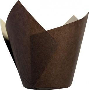 Tulipános muffin kapszli