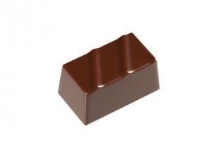 Csoki forma, bon-bon, bordás tégla