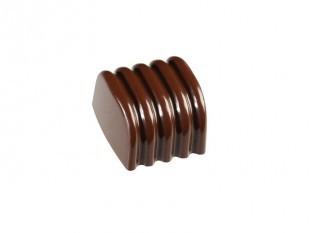 Csoki forma, bon-bon, bordás kocka