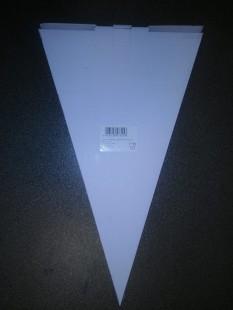 Habzsák, egyszer használatos, 57cm