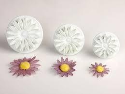 Cutter set daisy (sprung) 3pc/pack