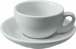 Capuccino készlet, tányér