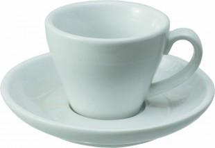 Dupla kávés készlet, csésze