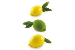 Szilikonos citrom/lime desszert készítő / LIMONE és LIME 120 /