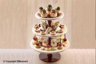 Tortaforgató/állvány különböző méretekben