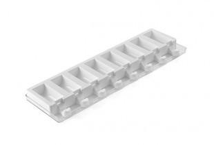 Szilikonos jégkrém/fagyi készítő forma. Mini Chic /GEL051/