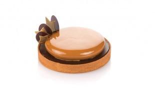 Silicone mould, kit tart ring round