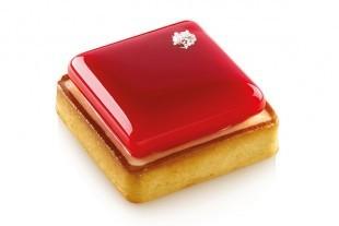 Silicone mould, kit tart ring square